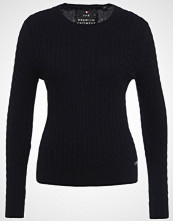 Superdry LUXE MINI CABLE  Jumper navy