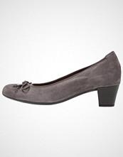 Gabor Klassiske pumps dark grey