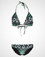 Chiemsee IVETTE Bikini black/green