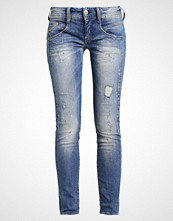Herrlicher GILA SLIM Slim fit jeans zenith blue