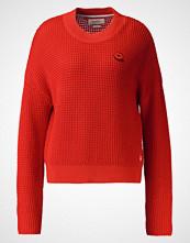 Marc O'Polo Denim Jumper ruby red