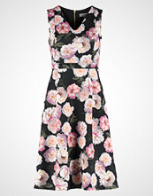 Dorothy Perkins Petite DIGITAL FLORAL  Cocktailkjole black/pink