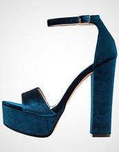 Steve Madden GONZOV Sandaler med høye hæler blue
