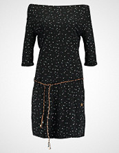 Ragwear TANYA ORGANIC Jerseykjole black