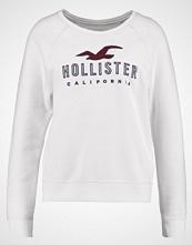 Hollister Co. TIMELESS Genser white