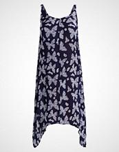 Evans BUTTERFLY HANKY Fotsid kjole navy blue