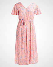 Dorothy Perkins WRAP FIT AND FLARE Sommerkjole peach