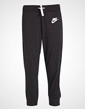 Nike Sportswear GYM Treningsbukser black heather/sail