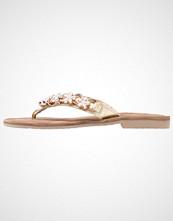 Tamaris Flip Flops gold
