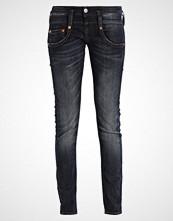 Herrlicher PITCH SLIM Jeans Skinny Fit darkblue denim