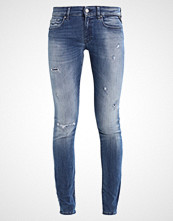 Replay LUZ Slim fit jeans destroyed denim