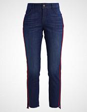 KIOMI Slim fit jeans dark blue