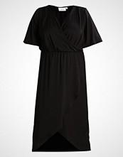 Zizzi Fotsid kjole black