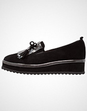 Tamaris Slippers black/graphite