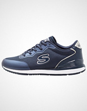 Skechers Sport SUNLITE Joggesko navy/hot melt/silver