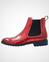 Melvin & Hamilton AMELIE 5 Ankelboots rich red