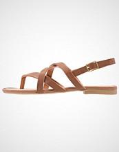 Dorothy Perkins FINE Flip Flops brown