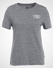 Vans FULL PATCH CREW Tshirts med print grey heather