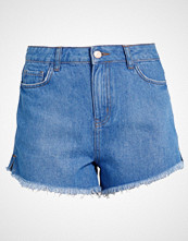 New Look MOM  Denim shorts bright blue
