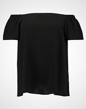 New Look Curves BUBBLE BARDOT Bluser black