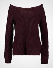 Missguided OPHELITA OFF SHOULDER Jumper wine