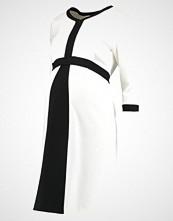 Sara PUNTO MILANO  Jerseykjole white/black