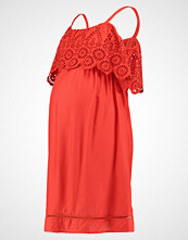 New Look Maternity Sommerkjole red