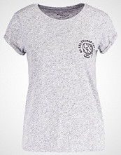 TWINTIP Tshirts med print light grey