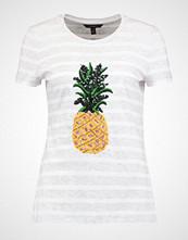 Banana Republic SIGNATURE BIG PINEAPPLE Tshirts med print grey sky