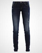 LTB CLARA Slim fit jeans darkblue denim