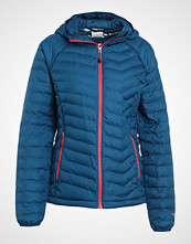 Columbia POWDER LITE HOODED Turjakke phoenix blue