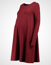Zalando Essentials Maternity Jerseykjole bordeaux