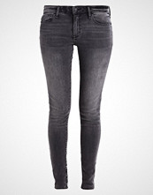 Abercrombie & Fitch CORE RISE  Jeans Skinny Fit washed black