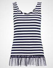 Dorothy Perkins STRIPE Tshirts med print navy blue