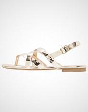 Dorothy Perkins FINE Flip Flops metallic