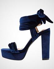 Glamorous Sandaler med høye hæler blue