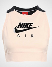 Nike Sportswear TANK CROP AIR Topper orange quartz/black heather
