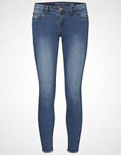 Noisy May NMEVE Jeans Skinny Fit light blue denim