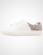 ONLY SHOES ONLSAGE CONTRAST Joggesko white/sand glitter