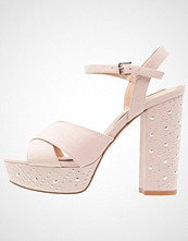 Miss Selfridge CROWN Sandaler med høye hæler taupe/beige