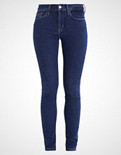 Calvin Klein HIGH RISE SKINNY Jeans Skinny Fit bice blue
