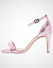 New Look Wide Fit WIDE FIT SENSIBLE 4 Sandaler med høye hæler light pink