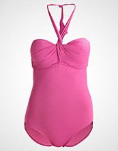Seafolly WRAP FRONT  Badedrakt berry