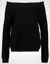 Missguided OPHELITA OFF SHOULDER Jumper black