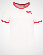 Levi's PERFECT RINGER Tshirts med print white/red