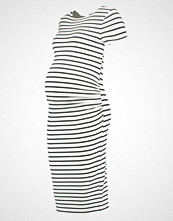 New Look Maternity Jerseykjole white pattern