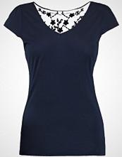 NAF NAF MATIS Tshirts med print bleu marine