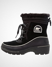 Sorel TORINO Støvletter black/light bisque