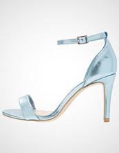 New Look Wide Fit WIDE FIT SENSIBLE 4 Sandaler med høye hæler light blue