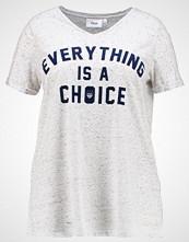Zizzi Tshirts med print vanilla ice
